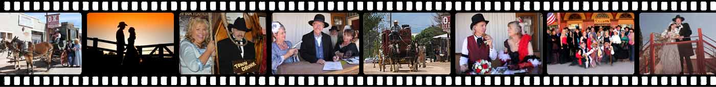 Tombstone Arizona Elopement Planners
