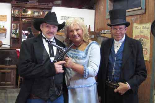 Get married in Tombstone Arizona