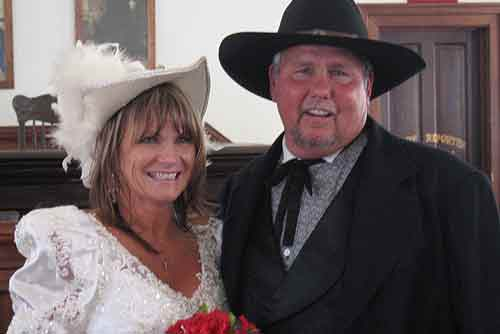 Many choices of Wedding Venues in Tombstone AZ