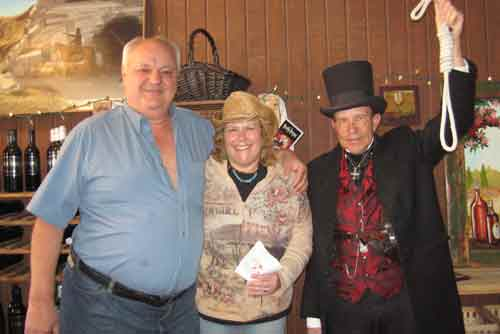 Getting Married in Tombstone