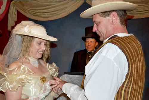 Say I Do in Tombstone Arizona