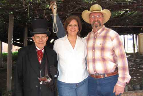Weddings in Tombstone Arizona