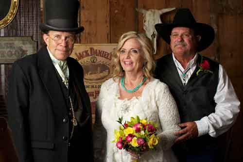 Tombstone Weddings