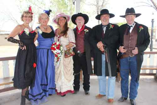 Custom Weddings in historic Tombstone Arizona