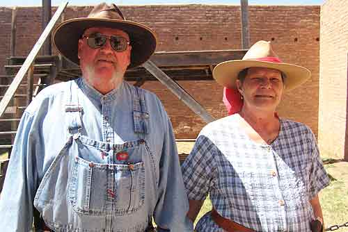 Married in Tombstone AZ
